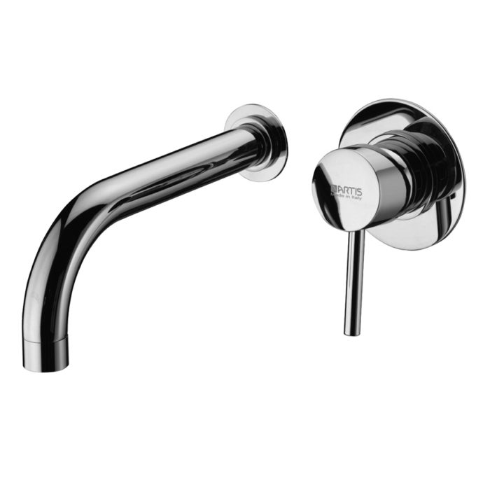 Built-in washbasin mixer Stilo