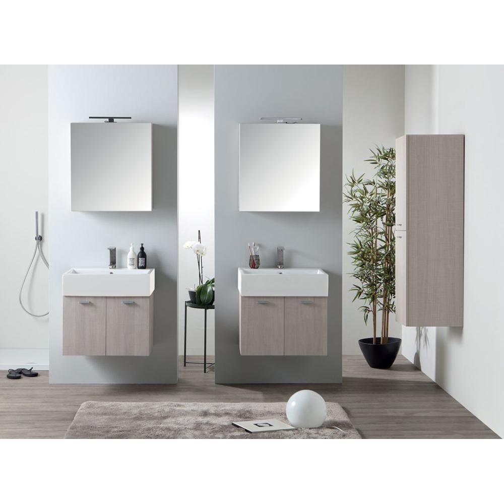 Bathroom composition Volant 6