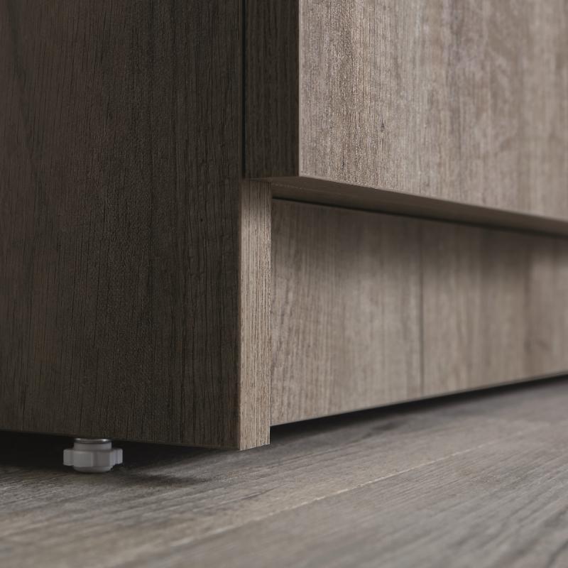 Floor cabinet with doors cm 60x50xH73 Volant
