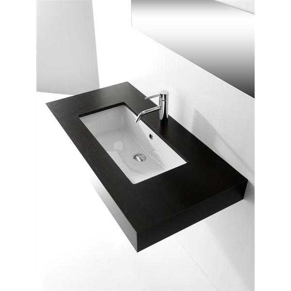 Under Countertop Washbasin cm 65x34 Rio