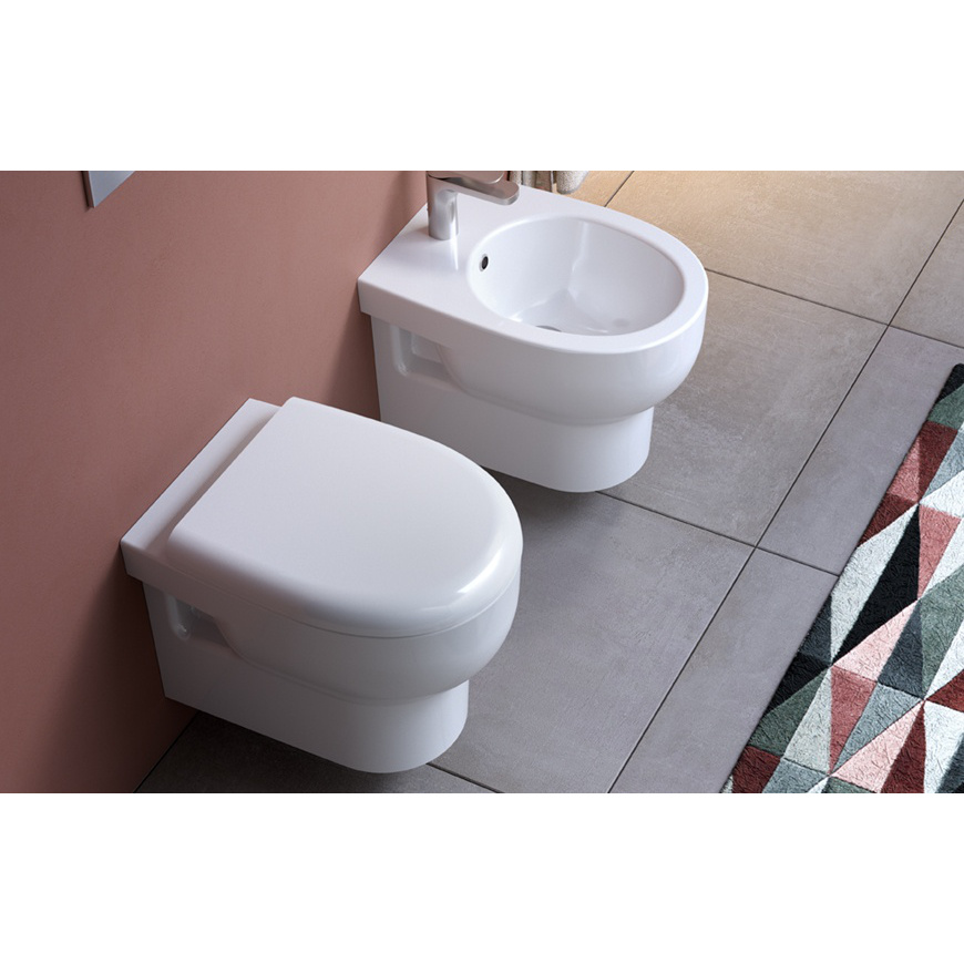 Wall-hung Wc Smarty 2.0