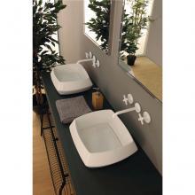 Countertop washbasin Hasana