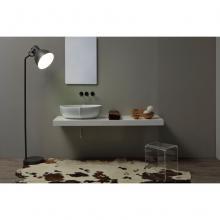 Countertop washbasin Oyster
