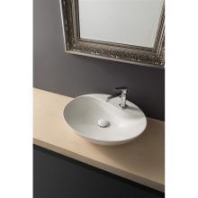 Countertop washbasin Moai 55R