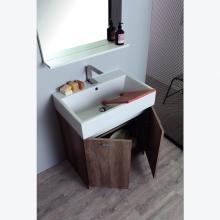 Floor cabinet with doors cm 75x50xH73 Volant