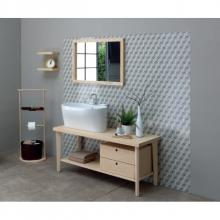 Cabinet with drawers 120x50xh63 Tino&Tina