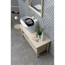 Ceramic washbasin 60x50xh30 Tino