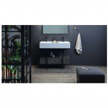 Washbasin structure with drawer cm 100x50xH70 Quadrello