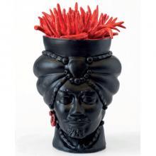 Moor's head model Antonio A27