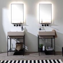Ceramic washbasin 45x50 Volant