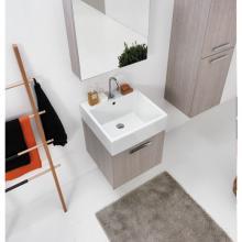 Ceramic washbasin 50x50 Volant