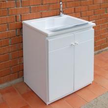 Outdoor sink with cabinet cm 60x50xH84 Zeus