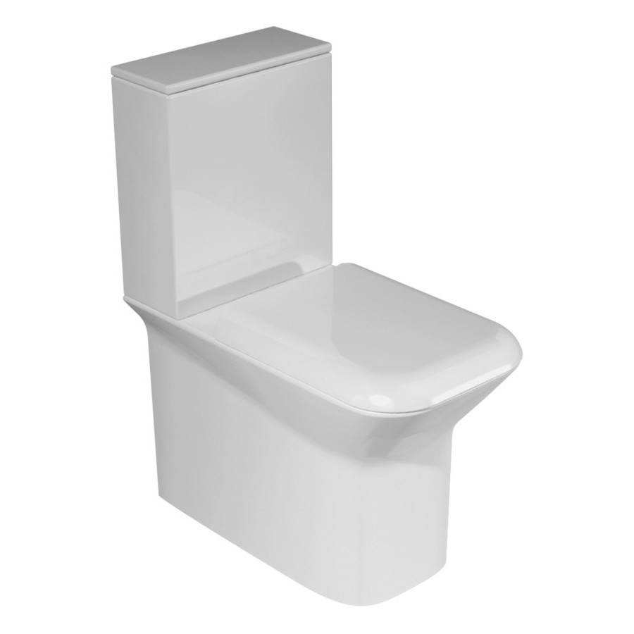 Close-coupled wc with cistern Prua