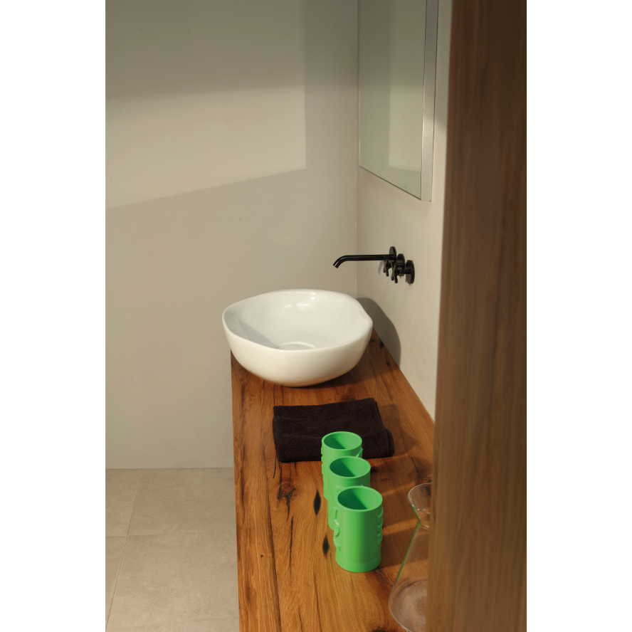 Countertop washbasin Stone