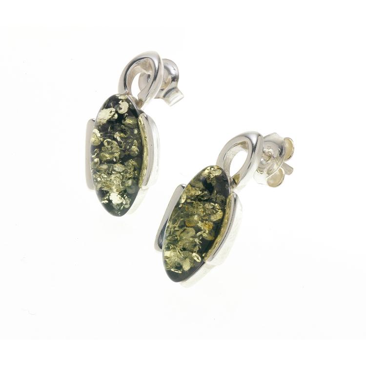 925 silver earrings: Italian design!